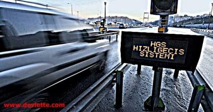 HGS nedir, hgs etiketi kartı nasıl alınır, hgs bakiye yükleme.