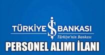 İş bankası personel alımı, iş bankası eleman alımı 2015