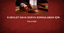 mahkeme dosya sorgulama, e-devlet dava dosya sorgulama