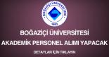 boğaziçi üniversitesi, akademik personel alımı