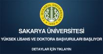 istanbul üniversitesi, yükseklisans ve doktora başvurusu