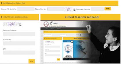 E-okul veli bilgilendirme sistemi, VBS