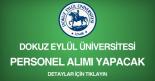 dokuz eylül üniversitesi personel alımı