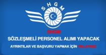 shgm personel memur alımı