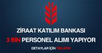 ziraat katılım bankası personel alımı ve iş başvurusu formu
