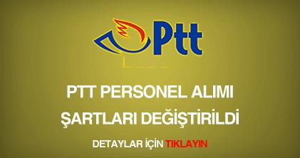 PTT sözleşmeli personel alımı haberleri