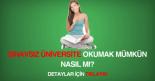 sınavsız üniversite okumak