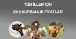 2015 kurbanlık koç, dana, kuzu, koyun fiyatları listesi.