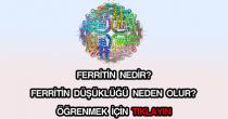 ferritin nedir? Ferritin testi nasıl yapılır?
