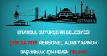 İstanbul işçi personel eleman alımı