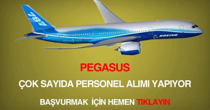 PEgasus personel alımı ve güncel iş ilanları