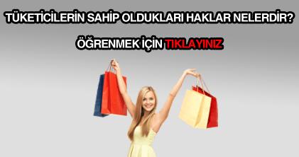 tüketici hakları nelerdir