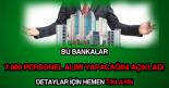 banka personel alımı ilanları
