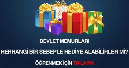 devlet memuru hediye