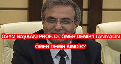 Ömer Demir kimdir, hayatı, biyografisi, haberleri.
