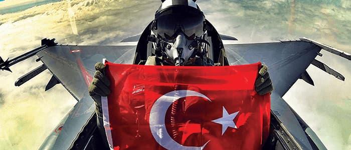 F16 pilotu nasıl olunur