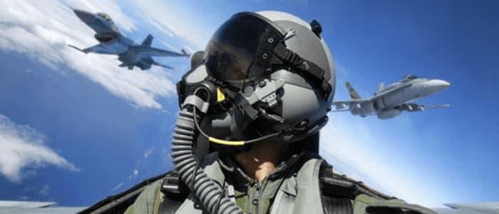 Savaş pilotu nasıl olunur?
