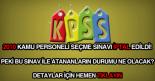 2010 KPSS ile atananların durumu ne olacak?