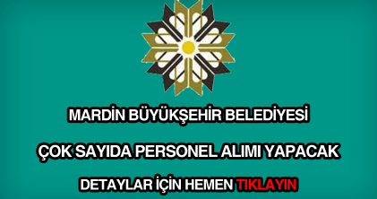 Mardin Büyükşehir Belediyesi