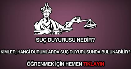 suç duyurusu nedir?