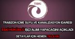 Trabzon İçme Suyu ve Kanalizasyon İdaresi