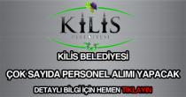 Kilis Belediyesi personel alımı
