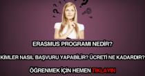 Erasmus programı nedir, ne demektir?