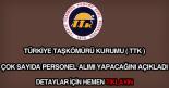 Türkiye Taşkömürü Kurumu personel alımı