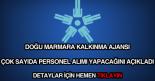 Doğu Marmara Kalkınma Ajansı personel alımı