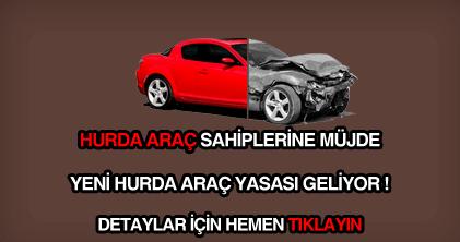 Hurda araç yasası