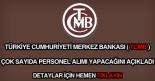 Merkez Bankası personel alımı