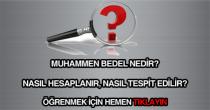 Muhammen bedel nedir?