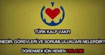 Türk Kalp Vakfı nedir?