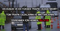 Güncel zamlı trafik cezaları