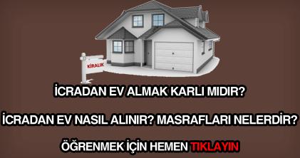 Icradan Ev Nasıl Alınır Icradan Ev Almak Karlı Mı Mantıklı Mı