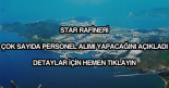 Star Rafineri personel alımı