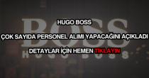 Hugo Boss personel alımı