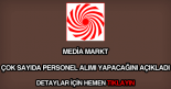 Media Mark personel alımı
