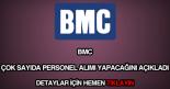BMC personel alımı