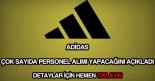 Adidas personel alımı