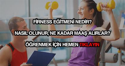 Fitness eğitmeni nasıl olunur?