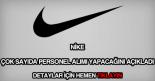 Nike personel alımı
