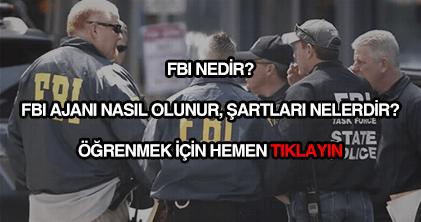 fbi ajanı nasıl olunur?