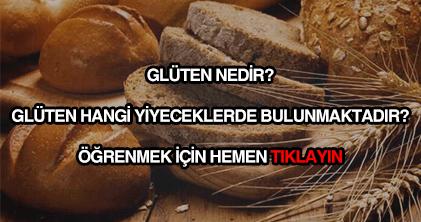 Gluten nedir Hangi besinlerde bulunur Gluten alerjisi belirtileri 16