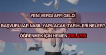 Vergi affı
