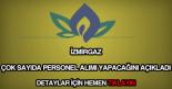 İzmirgaz personel alımı