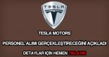 Tesla personel alımı