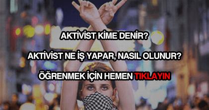 Aktivist nedir?