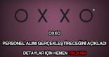 OXXO personel alımı