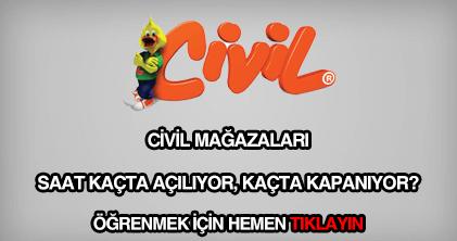 Civil çalışma saatleri